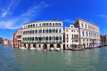 Great Venetian palazzo