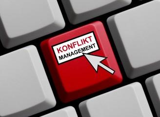 Konfliktmanagement online