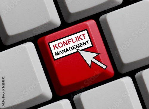 Konfliktmanagement online