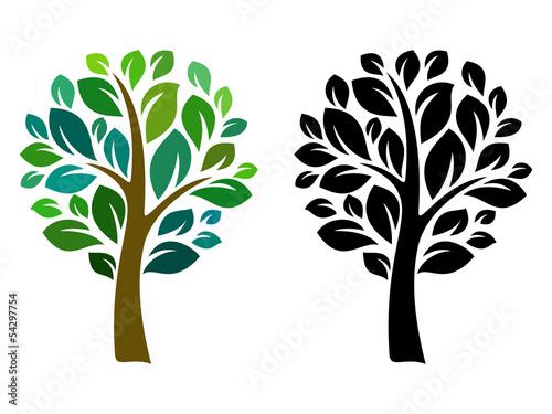 Vector tree - 54297754