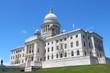 Rhode Island state capitol, USA