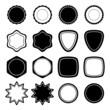 buttons rund diverse I