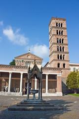 Abbazia di S. Nilo - Grottaferrata - Italy