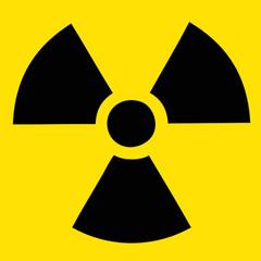Attenzione Pericolo Radiazioni