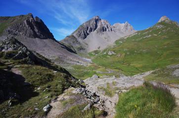haute tarentaise - alpes françaises