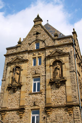 Palais episcopal in Luxemburg