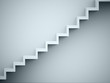 Stairs rendered