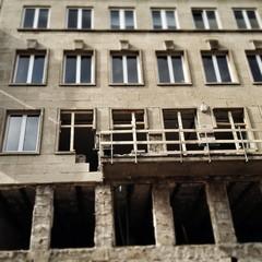 Sanierung eines Hauses