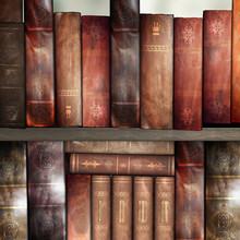 Alte Bücher, Bibliothek