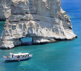 Kleftiko (Milos island,Greece)