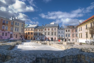 Lublin City streetview