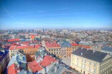 Lublin City streetview