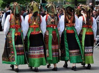 folklore sardo