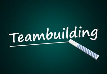 Teambuilding (Tafel zu Teambuilding, Team, Teamentwicklung)