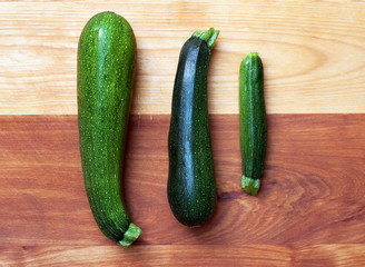 Home-grown Zucchini