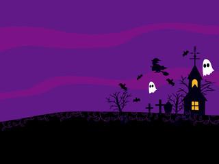 ハロウィン 背景