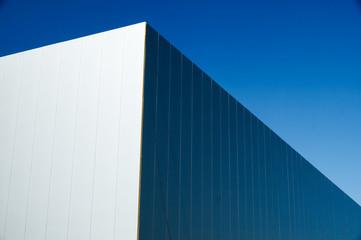 Hallenbau, Industriehalle