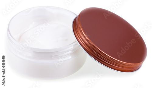 pot de crème hydratante pour le corps