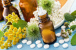 Medizin - Kräuter - Globuli
