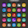 Flat icons-set 4