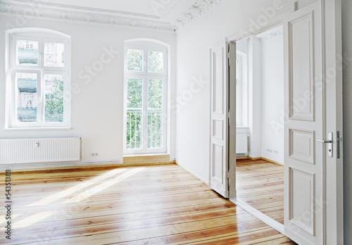 Leinwanddruck Bild Wohnung