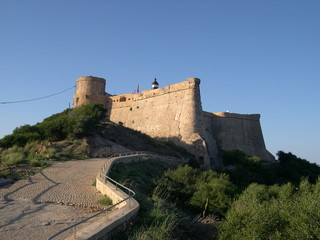 Fortezza genovese di Tabarca. Tunisia