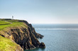 Cliffs and sea on the Mull of Galloway