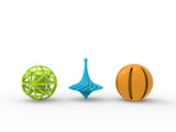 3D printing products / 3D printables / 3D print / color