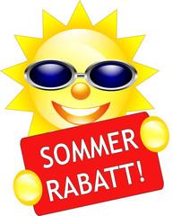 Sonne Sommerrabatt Sonnenbrille
