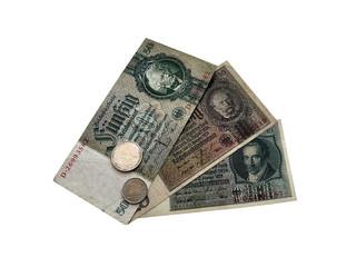немецкие деньги 1930-х годов