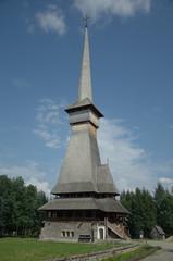 Săpânța Peri monastery, Maramures, Romania