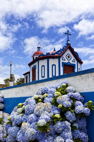 Ermida de Monte Santo, Sao Miguel, Azores