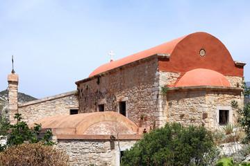 Kirche auf Kastelorizo, Griechenland