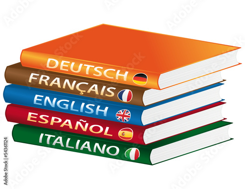 Foreign languages manuals.