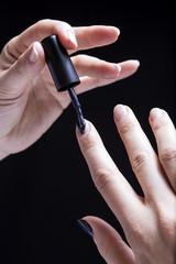 Female Hand Glaze