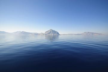 Riserva Cofano, Trapani in Sicilia, vista dal mare.