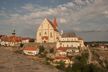 Beautiful town of Czech Republic