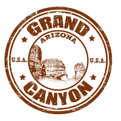 Grand Canyon stamp