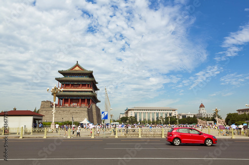 Beijing - Forbidden City - Tienanmen Square