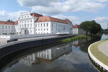 Havel am Oranienburger Schloss