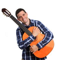 I love my guitar
