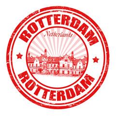 Rotterdam stamp