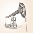 Oil Pump Illustration