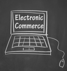 electronic commerce sign