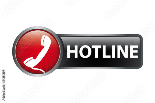 Hotline - Button