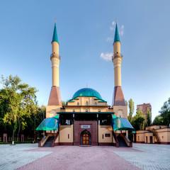 Mosque in Donetsk, Ukraine.