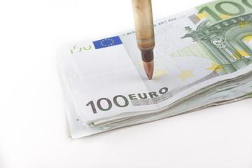 Pointing Euros