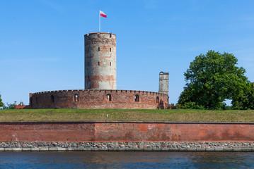 Wisloujscie Fortress.