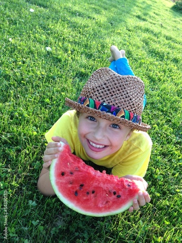 Watermelon  happy summer