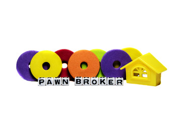 New pawn broker concept